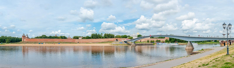Download Veliky Novgorod imagem de stock. Imagem de historic, rússia - 65577481