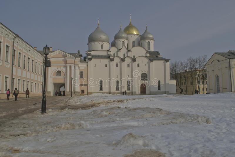 Veliky Novgorod, Russie photographie stock