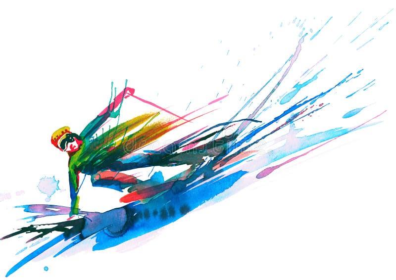 velocidad ilustración del vector