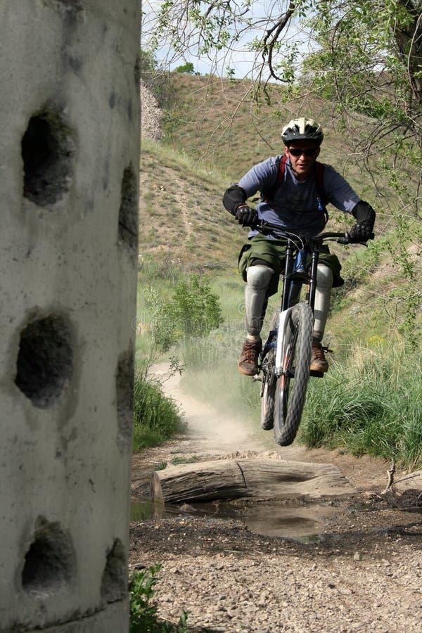 velocidad de la bici imagen de archivo