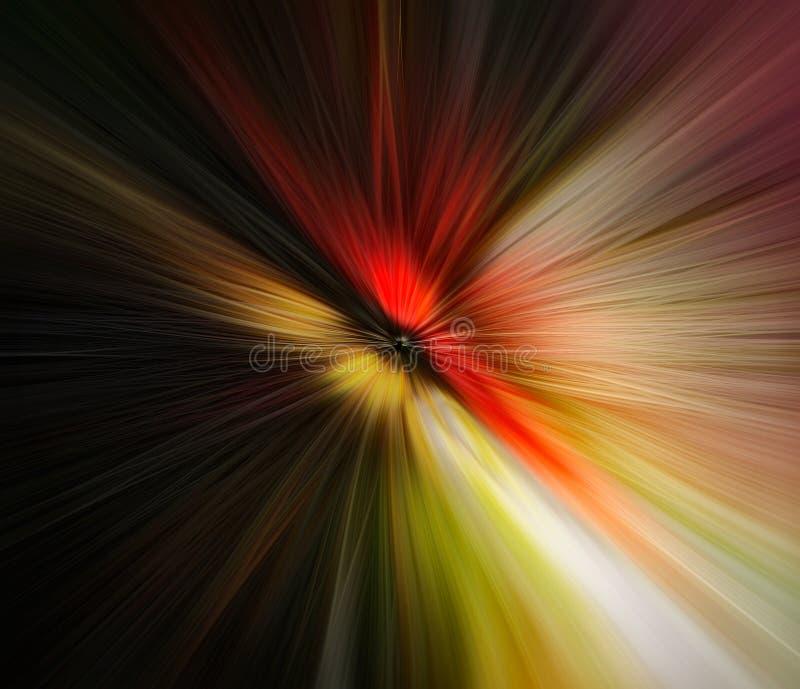 Velocidad de la deformación imagen de archivo
