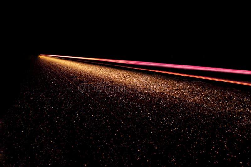 Velocidad de la luz fotos de archivo