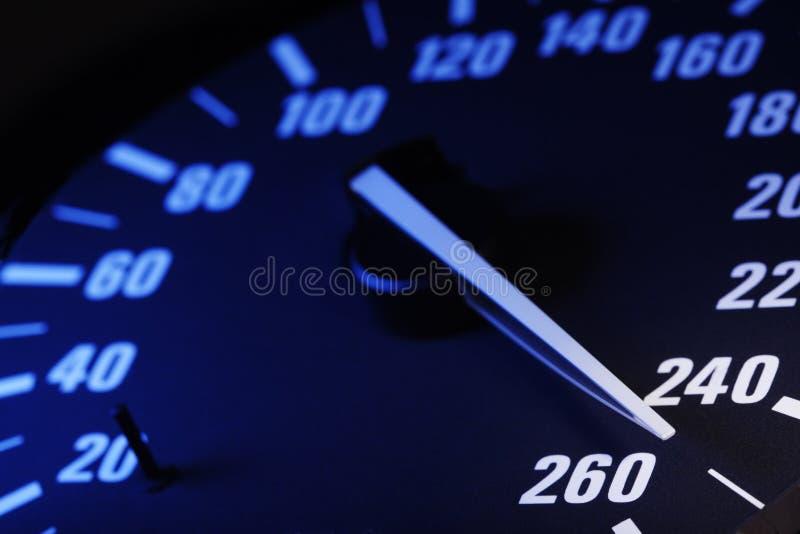 Velocidad máxima fotos de archivo