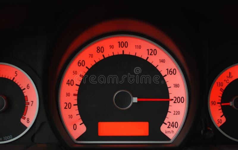 Velocidade do conceito imagens de stock