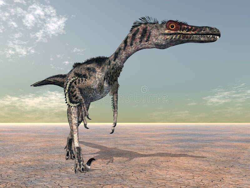 velociraptor ελεύθερη απεικόνιση δικαιώματος