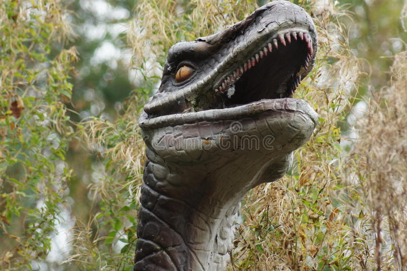 Velociraptor fotografia royalty free
