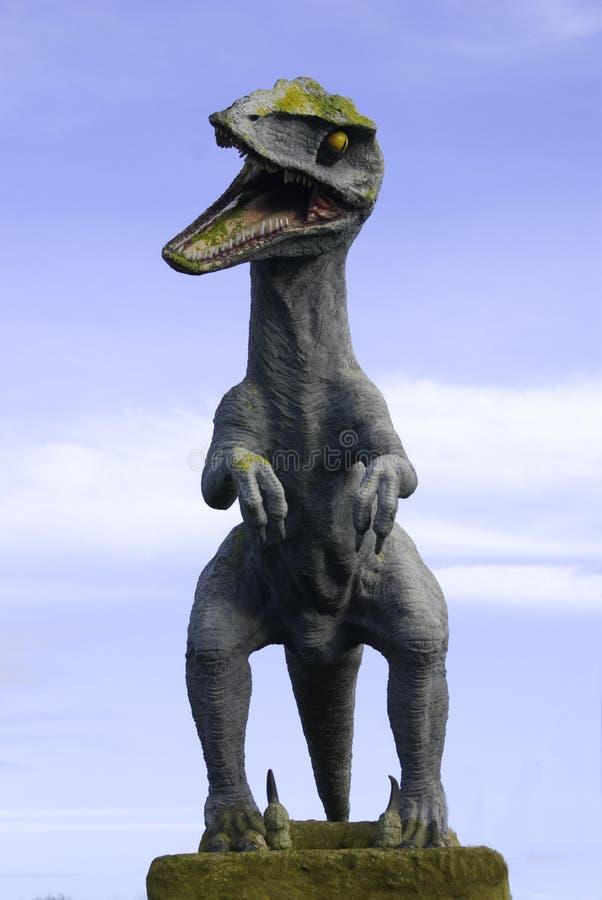 Velociraptor lizenzfreies stockbild