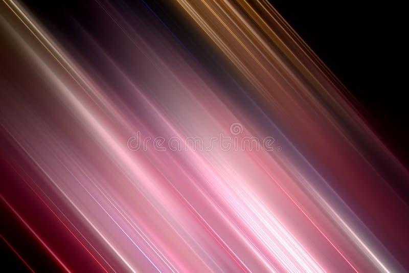 Velocità al neon illustrazione vettoriale