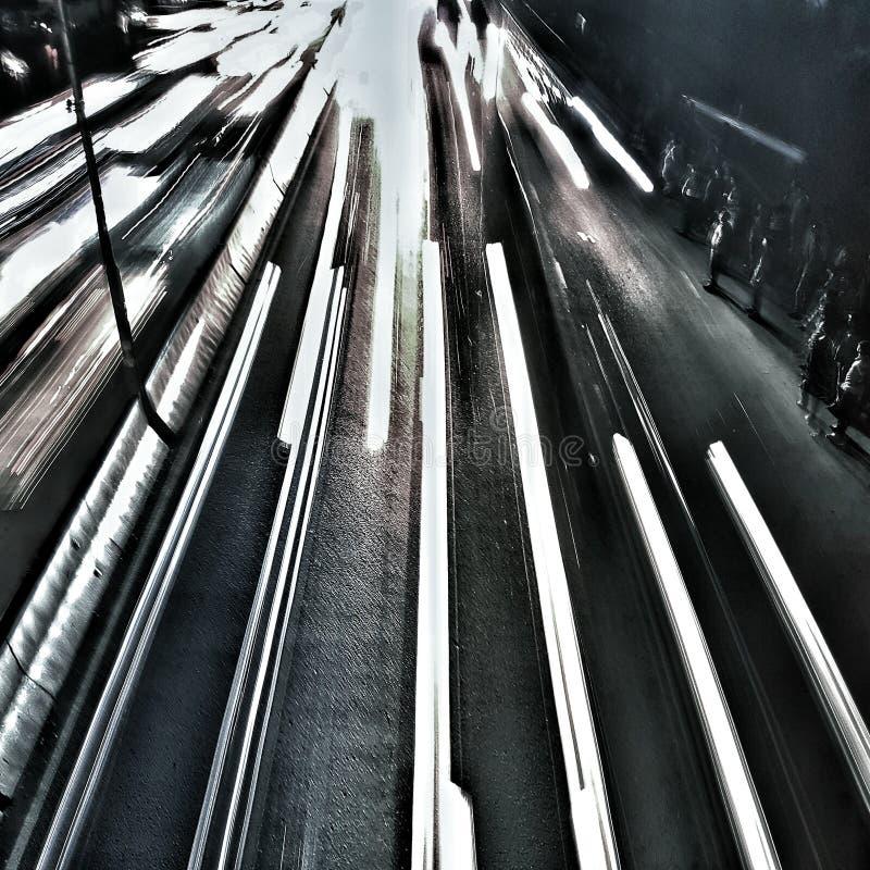 Velocità di vita fotografie stock libere da diritti
