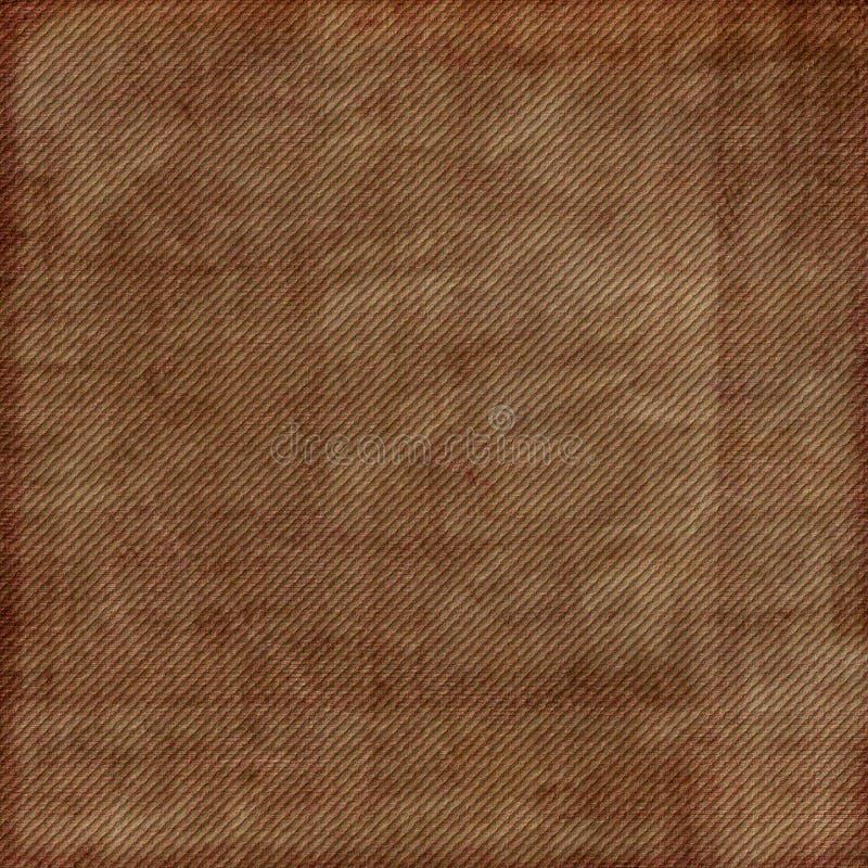 Velours côtelé sans joint illustration stock