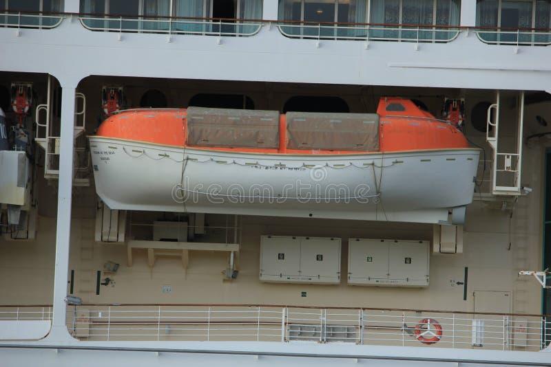 Velsen, Nederland - 3 Juni 2017: Visie van de Overzeese veiligheid of de tedere schepen royalty-vrije stock afbeeldingen