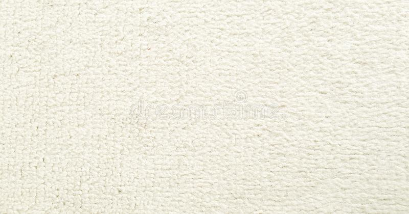 Velvet fabric. Old white textile texture background. Organic fabric background. White natural fabric texture. stock images