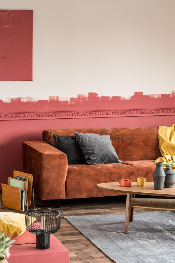Prime Interior Design White Couch Red Wall Stock Photos Download Andrewgaddart Wooden Chair Designs For Living Room Andrewgaddartcom