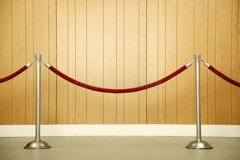 Velvet Rope Royalty Free Stock Images