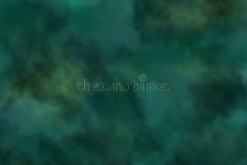 Velvety Green Textured Background stockfoto