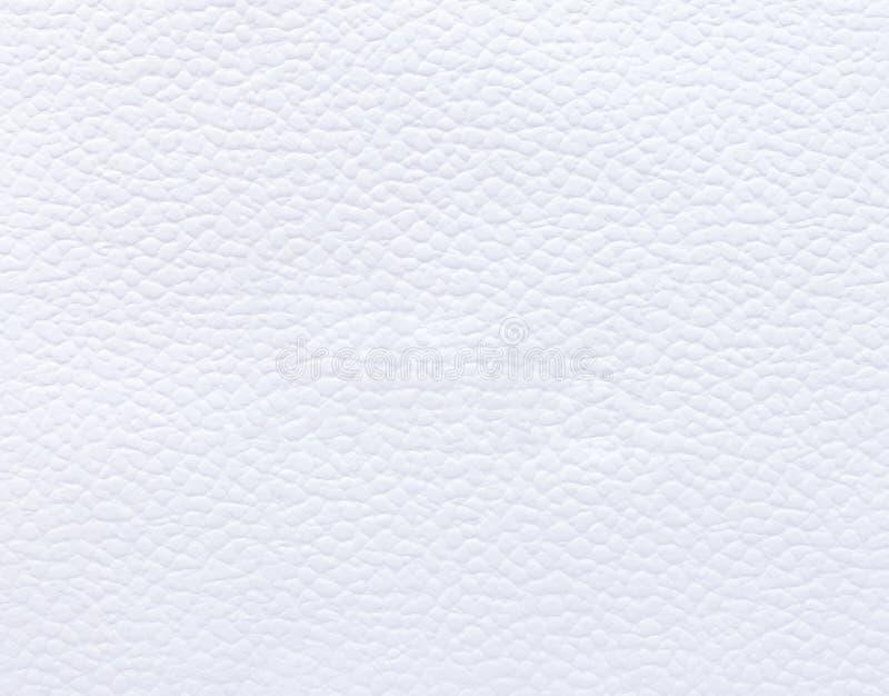Velvety miękkiej części Textured i Deseniujący Biały tło obrazy royalty free