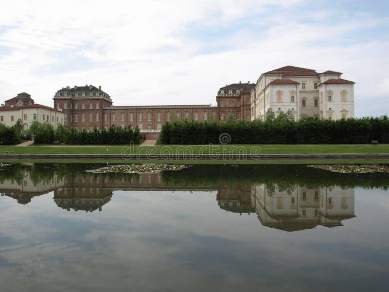 Venaria Reale royalty-vrije stock afbeeldingen
