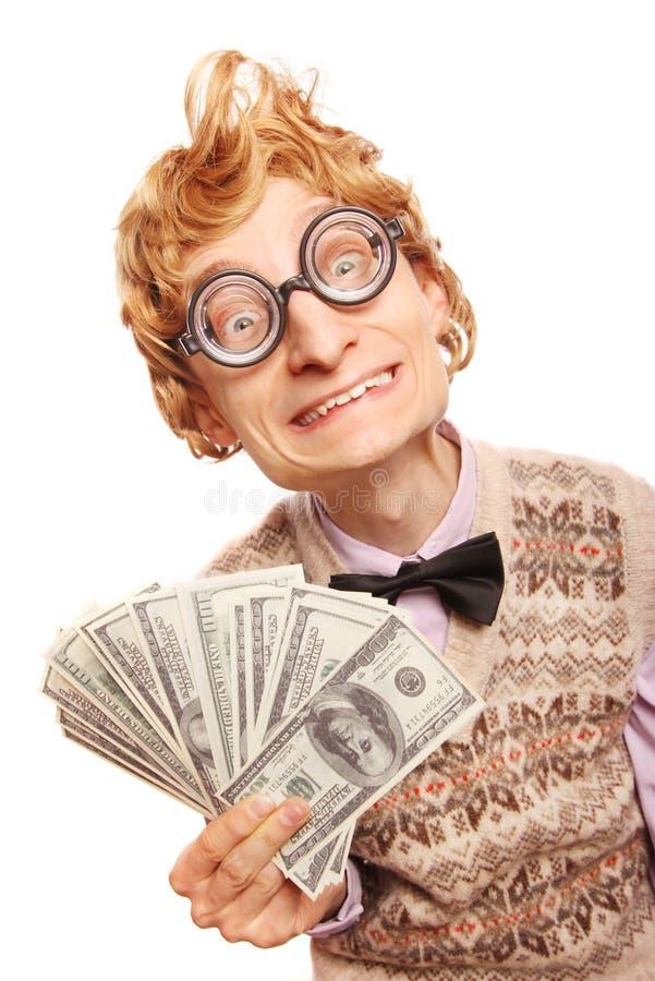 Vencedor da lotaria fotos de stock
