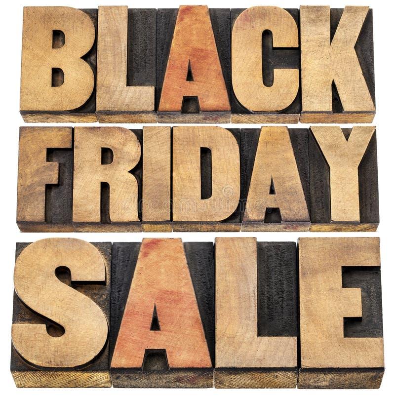 Venda de Black Friday fotos de stock