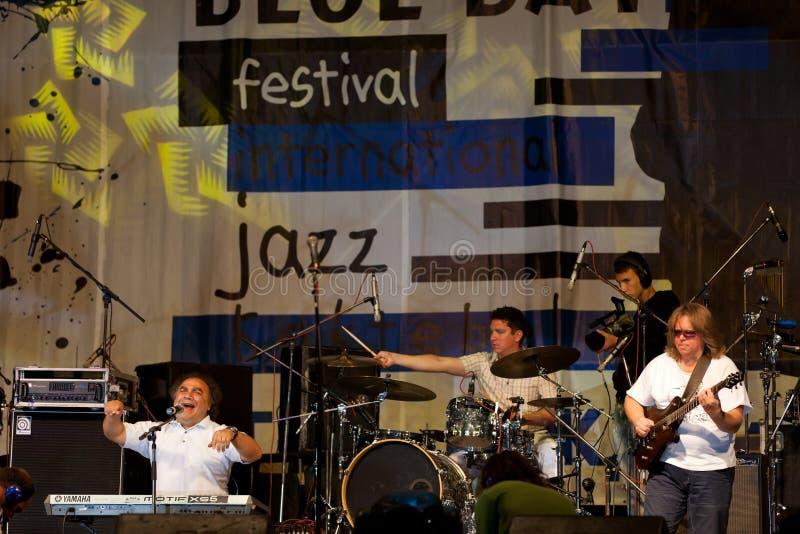 Venda De Jazz Fotografía editorial