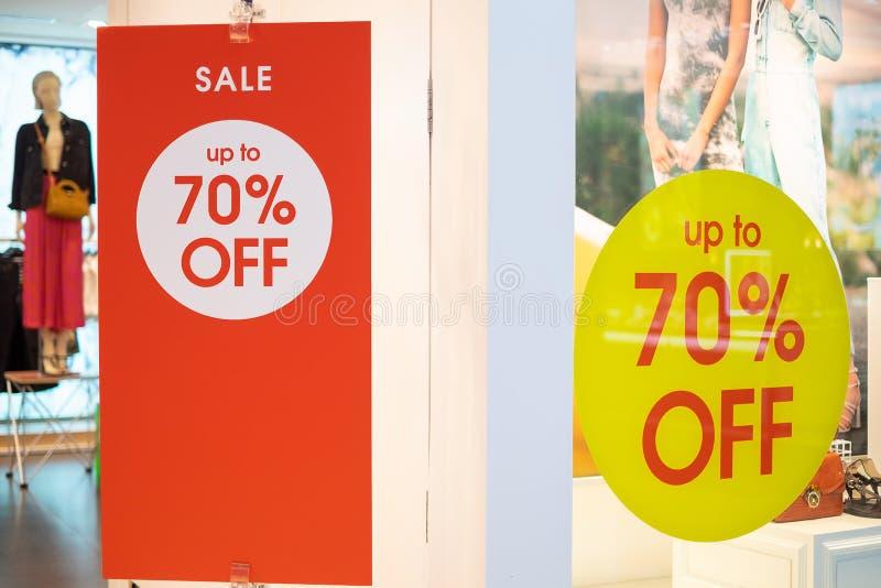 Venda super, venda grande ou bandeira da oferta especial na loja fotos de stock