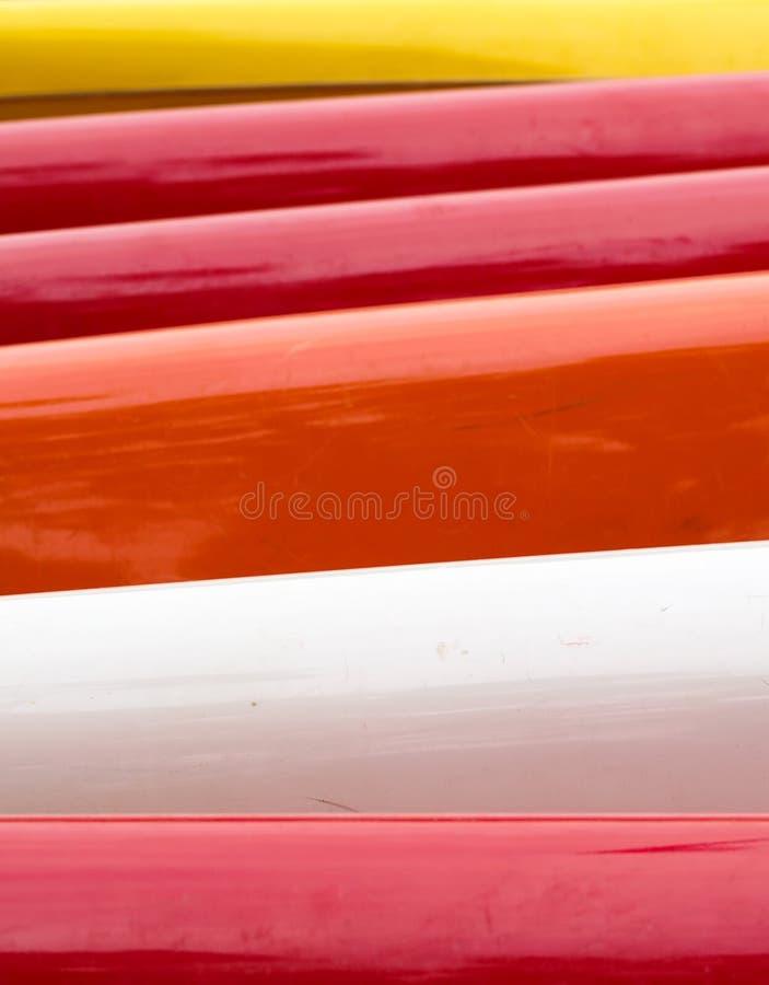 Vendas de colores foto de archivo