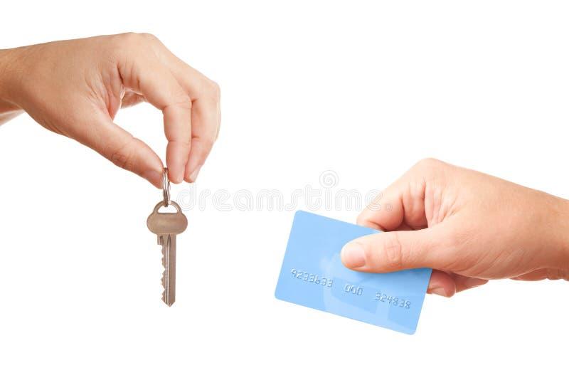 Download Vendendo Ou Deixando Bens Imobiliários Imagem de Stock - Imagem de banco, débito: 16858301