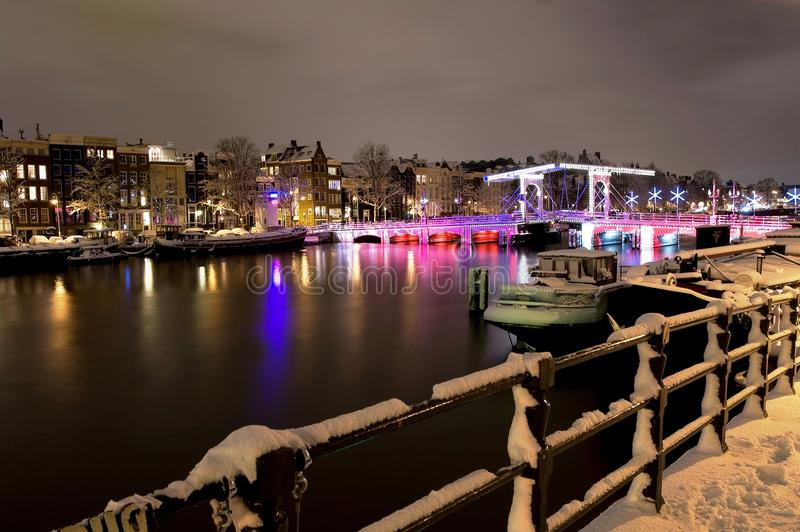 Vendimia Amsterdam foto de archivo libre de regalías