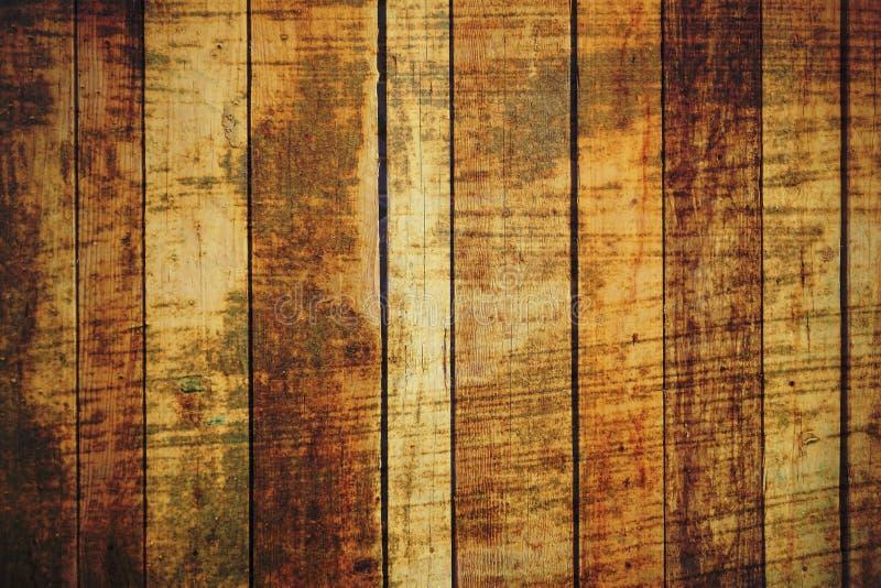 Vendimia manchada de madera imagen de archivo libre de regalías
