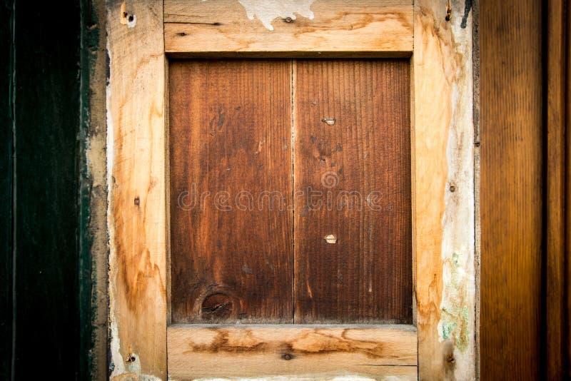 Vendimia manchada de madera foto de archivo libre de regalías