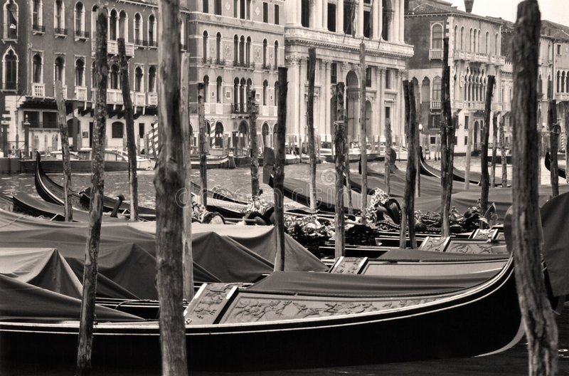 Vendimia Venecia 4 foto de archivo libre de regalías