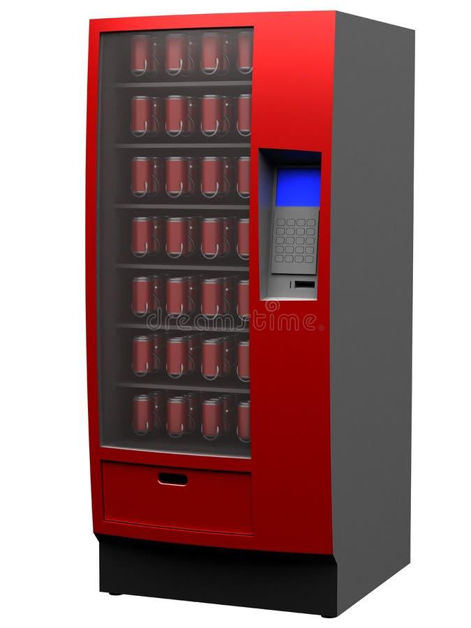 Download Vending machine stock illustration. Image of drinks, freshness - 16695098