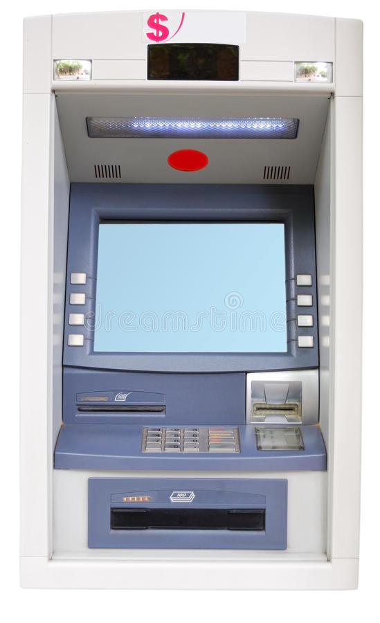 Download Vending Machine-ATM stock photo. Image of identification - 14969048