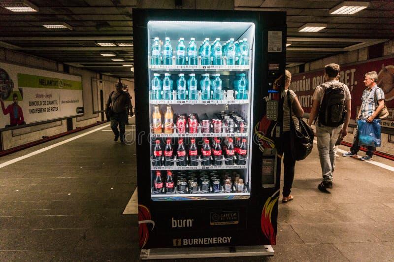 Vending machine royalty free stock image