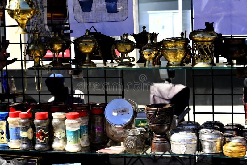 Vendita del Frankincense fotografia stock