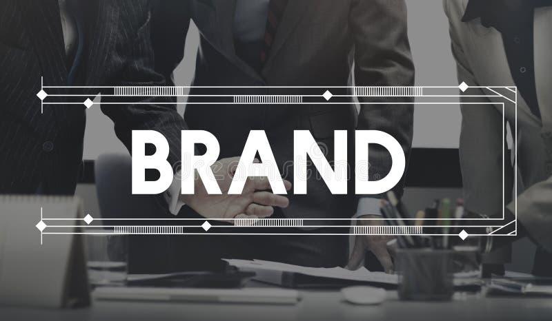 Vendita marcante a caldo di marca concetto di prodotto commerciale di pubblicità fotografia stock