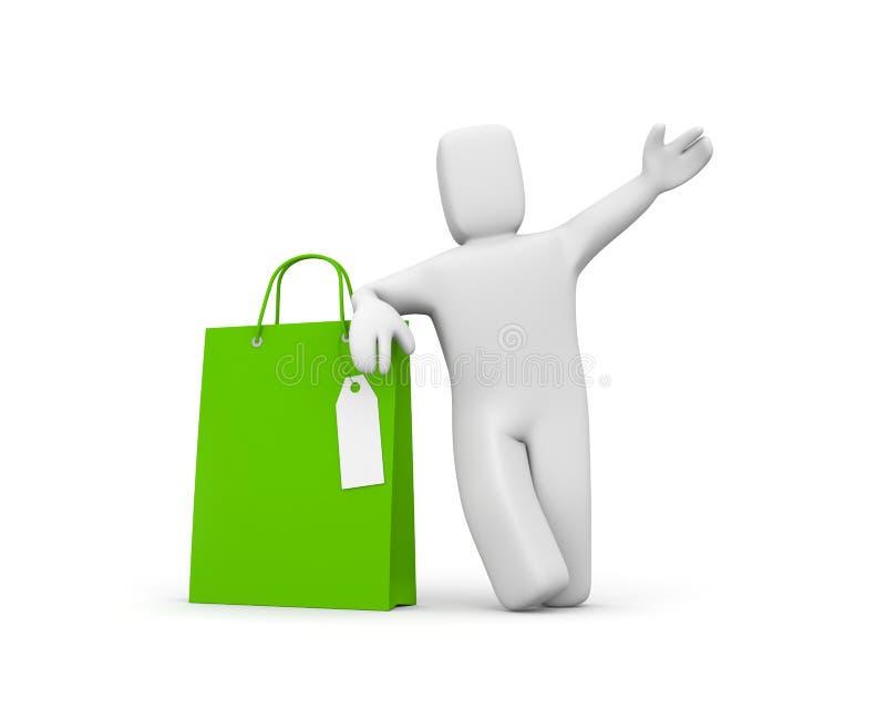 Vendita o buona offerta illustrazione di stock