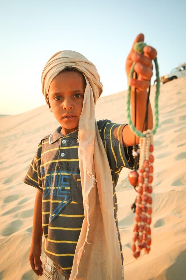 Venditore tunisino immagine stock libera da diritti