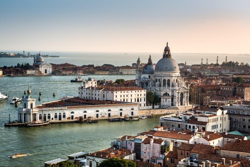 Venecia, última hora de la tarde foto de archivo libre de regalías