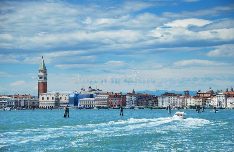 Venedig. stockfotografie