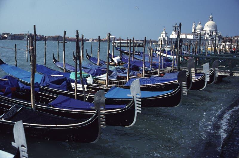 Download Venedig stockbild. Bild von ufergegend, viele, boote, gondel - 36943