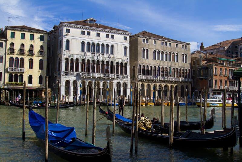 Venedig arkivfoton