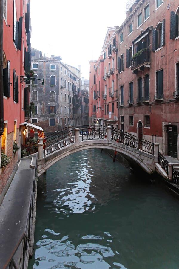 Venedig-Brücke stockbilder