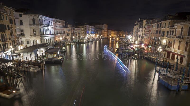 Venedig-gro?artiger Kanal lizenzfreies stockbild