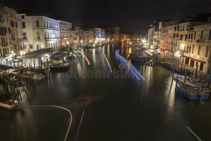 Venedig-gro?artiger Kanal lizenzfreie stockfotografie