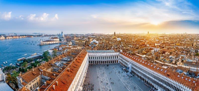 Venedig iitaly royaltyfria bilder
