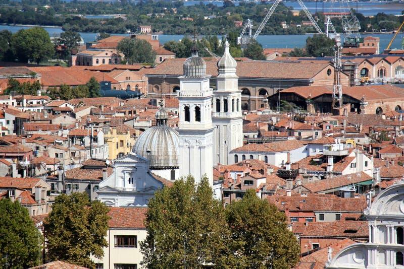 Venedig ist eine Stadt in Italien, stockfotografie
