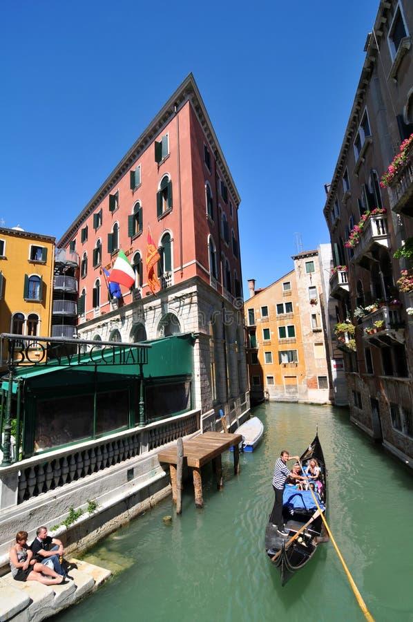Venedig, Italien stockfotografie