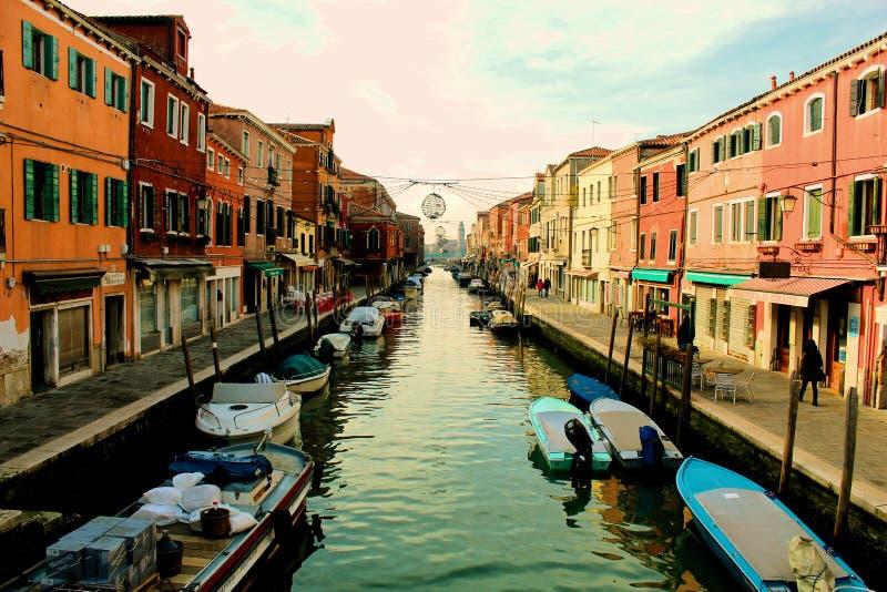 Venedig karneval 2019 royaltyfria bilder