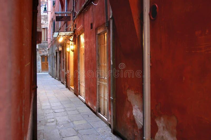 Venedig-Serie stockbilder